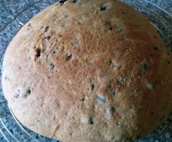 Oliven Rosmarin Brot