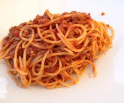 Tomatensoße (Grundrezept mit Variation)