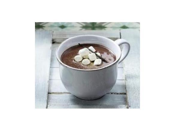 Heiße Schokolade - extra schokoladig & schaumig von Mixtastisch. Ein ...