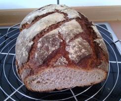 Weizen-Roggen-Dinkel-Brot