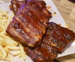 BBQ Barbecue Sauce zum Grillen oder als Dip