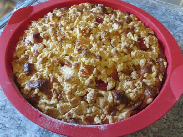 Tassen Apfel Streusel Kuchen Familienrezept Von Inna38 Ein