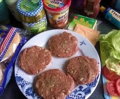Cheese- / Hamburger - einfach nur FAST-FOOD