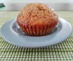 Karotten-Orangen-Nuss-Muffins