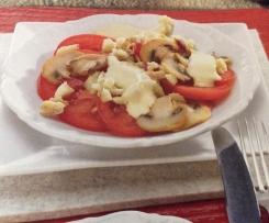 Tomaten-Apfel-Salat