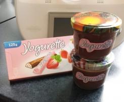 Yoguretten Aufstrich, ohne Sahne