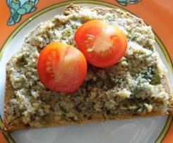 Vegetarische Leberwurst