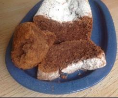 Schoko-Eiweißkuchen