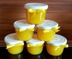 Mango-Honigmelone-Vanille Konfitüre