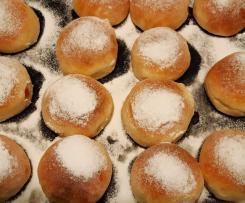 Krapfen / Berliner aus dem Ofen