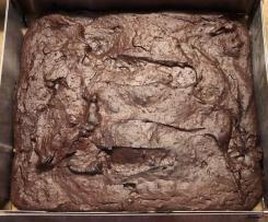 Brownies mit Avocado für Diabetiker