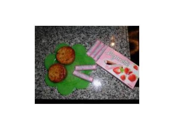 Yogurette Muffins Von Nickl Ein Thermomix Rezept Aus Der