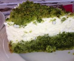 "Spinat-Käsesahne-Torte ""Grüne Freude"""