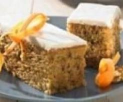 Karottenkuchen schwedisch