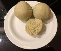 Variation Kartoffelknödel aus Bayern