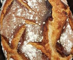 Variation Dinkel-Roggen Brot