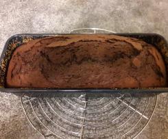Rotweinkuchen - einfach und lecker