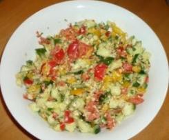 Paprika-Salat