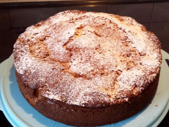 Vanille Sahne Kuchen Finessen 06 2014 Von Felicie1 Ein Thermomix