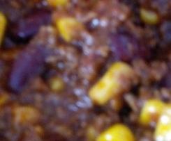 Chili con carne Abnahmetauglich