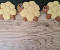 Osterschäfchen