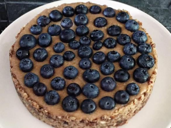 Rohkost Kuchen Raw Cake Vegan Und Gesund Von Neb Ein Thermomix