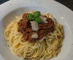 Schnitchens Bolognese köstlich !!!!!