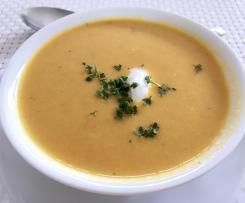 Karottensuppe, schnell, WW, Low Carb und Stoffwechselkur geeignet