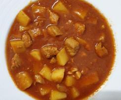 Gulasch mit Kartoffeln - á la Oma