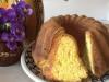 Saftiger Orangen-Kokos Kuchen