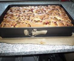 Pflaumenkuchen sehr fein