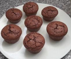 Schoko-Milchmäuse-Muffins