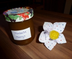 Variation Mirabellen-Orangen Marmelade ------- Mirabellen Mango Majacuja Marmelade
