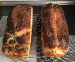 Franskbröd med Maelk ( Franskbrot mit Milch )
