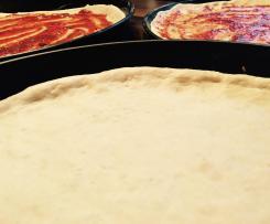 Der ultimative Pizzateig (Alle Lieferdienste werden mich hassen ;-)
