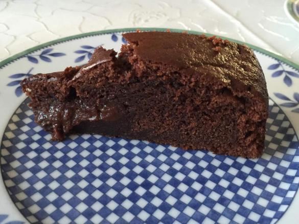 Saftiger Schokoladenkuchen Vegan Von Neyms Ein Thermomix Rezept