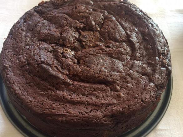 Brownies Vegan Und Saftig Fur 20cm Springform Von Thermiclodi Ein