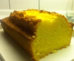 Rührkuchen mit Zitrone lecker