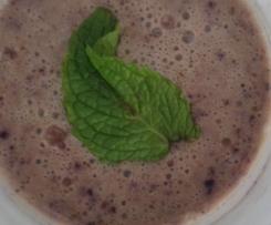 Blaubeer - Minze- Joghurt