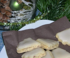 Nuss-Marzipan-Taler (ohne Ei)