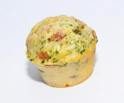 Gemüsemuffins