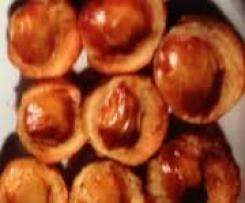 Natas....Portugiesische Puddingtörtchen