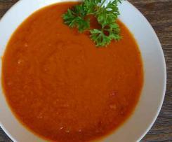 Tomatensuppe nach Oma Lore