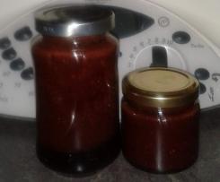 Erdbeer-Schokoladen-Marmelade