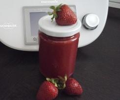 Erdbeer-Vanille-Marmelade