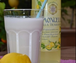 Limoncellimilchshake
