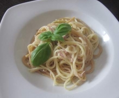 Carbonara Soße / meine Version