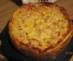 Birnen-schmandrahm-kuchen