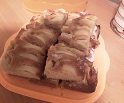 Buttermilch Obst Kuchen