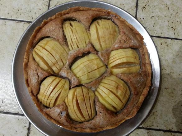 Apfel Walnuss Kuchen Von Mamamaria26 Ein Thermomix Rezept Aus Der